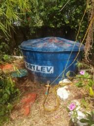 Caixa da agua 1000 litros .