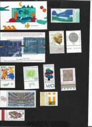 Selos Novos, Alemanha, Diversos Temas, 1998