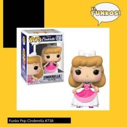 Funko Pop! - Cinderella #738 - Cinderella