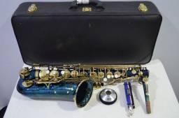 Saxofone Alto Mi Bemol SAS- R54 + Surdina