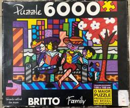 Puzzle 6000 peças