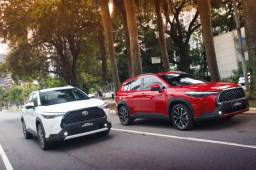 Corolla Cross 2022 pronta entrega