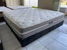cama king size importada