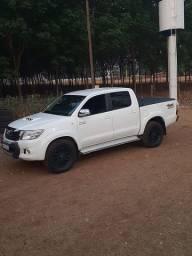 Vendo hilux 2012 diesel