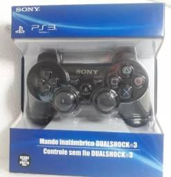 Controle PS3 Sem Fio Sony