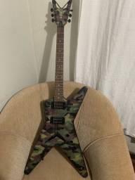 Guitarra Camuflada Dean Dimebag Darrell