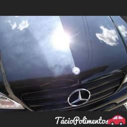 Polimentos Automotivo - Cristalização - Espelhamento 6x Cartão