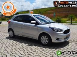 Única Dona*63Mil Km Rodados*Ford Ka SE 1.0 Flex Completo*Impecável - 2015