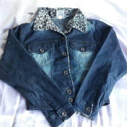 Jaqueta Jeans - P/M