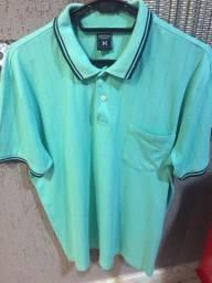 Camisa Polo masculina Nova