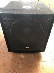 Sistema de som Sub mais caixas médio agudo