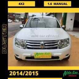 Duster 1.6 4x2 2014/2015