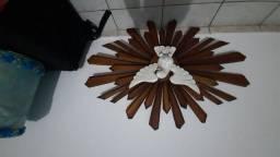 Artesanato em madeira de embu das artes semi novo