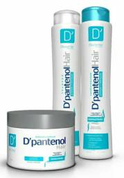 Kit profissional D'pantenol