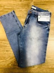 Calças jeans masculina da Calvin Klein e Jhon jhon imperdível