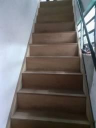 Escada madeira Boa!