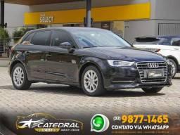 Audi A3 Sportback 1.4 TFSI S-tronic 2016 *Novíssimo* Carro Impecável* Aceito Troca