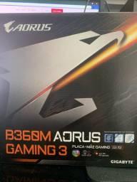 Placa Mae B360 Aorus Gaming 3