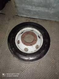 Rodas 17,5 e pneus