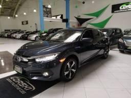 Honda Civic Touring 1.5 turbo 2019 Periciado Placa A impecavel