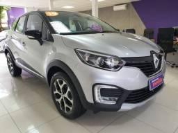 Renault Captur Intense 1.6 Automatica 2019/2019 Bancos em Couro