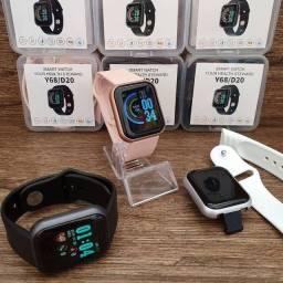 Promoção Relógio Smartwatch Android e IOS