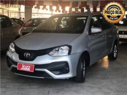 Título do anúncio: Toyota Etios 2019 1.5 x plus sedan 16v flex 4p manual