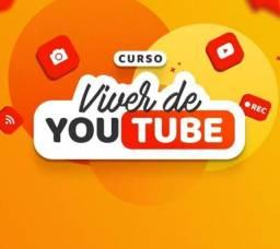 Curso Viver de Youtube 100 % Online