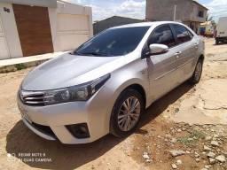 Corolla xei 2.0 2015 carro extra