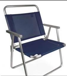 Cadeira 140 kilos super resistente Mor
