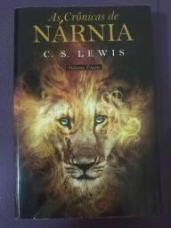 Livro Narnia