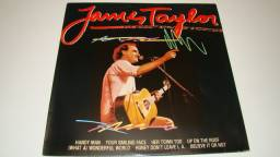 LP Vinil - James Taylor - Carole King - 1.985 - 12 músicas