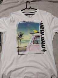 Camisas Mormaii, originais só R$ 30,00