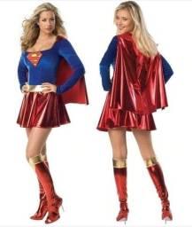 Fantasia Super Girl Leiga da Justiça