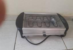 Churrasqueira elétrica elite grill