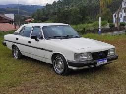 Opala Comodoro 4.1 SLE 1989 - Placa de colecionador