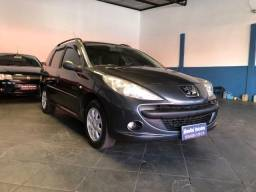 Peugeot 207 Sw Xr Sport 1.4 Flex 2009 Completo