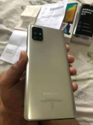 Samsung A71 novo novo