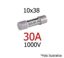 Kit 20 Fusivel Solar 30a 1000v Dc 10x38mm