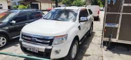 Ford Ranger XLT 2015 Branca