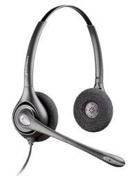 Headset stereo antirruído SupraPlus HW261N Plantronics