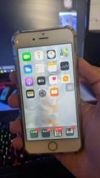 Iphone 6S 64GB / Saúde da Bateria 100% / Biometria OK / Todo Bom.