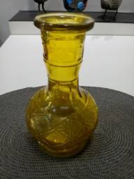 Vaso vidro âmbar 20 cm