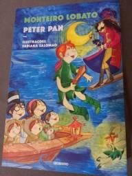 Livro Peter Pan