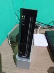 Nintendo Wii destravado com HD externo