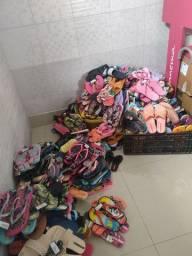 Vendo lote de sandálias Ipanemas, Rider, Cartago.