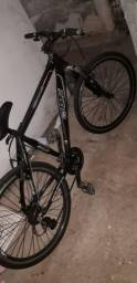 Bicicleta gallo( shimano )aceito cartao