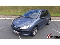 Peugeot 206 2006!!! Lindo Oportunidade Única!!!!!