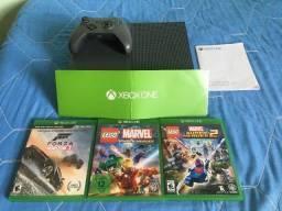 Xbox one S preto