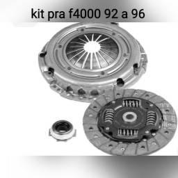 Kit embreagem f4000 92 a 96